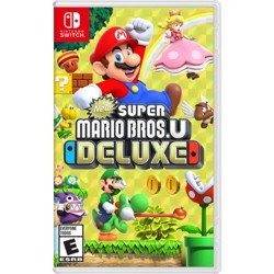 Super Mario Bros. U: Deluxe - Nintendo Switch