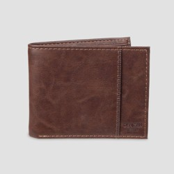 DENIZEN® from Levi's® Men's Slimfold RFID Wallet - Brown