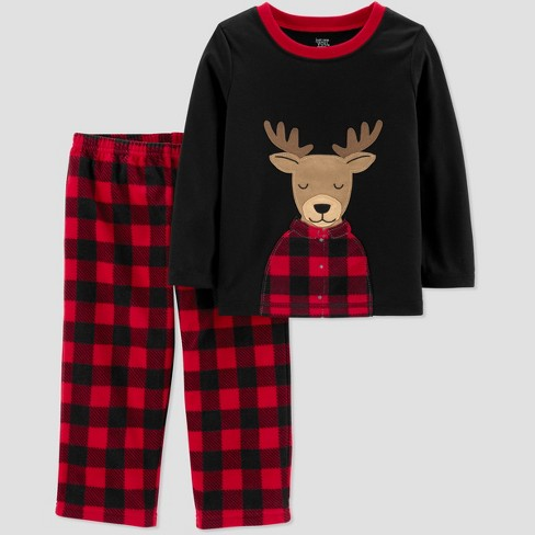 d3830c620f Toddler Boys  Reindeer 2pc Pajama Set - Just One You® made by ...