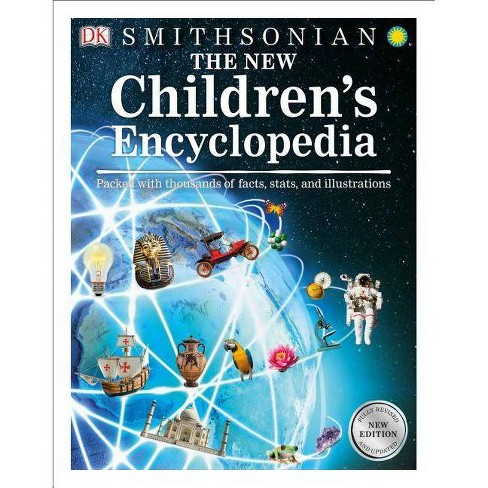 The New Children's Encyclopedia - (Visual Encyclopedia) (Paperback) - image 1 of 1