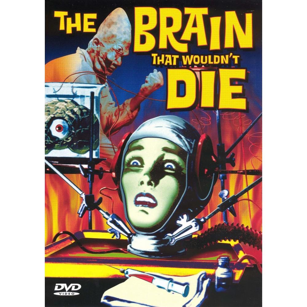 Brain That Wouldn T Die Dvd