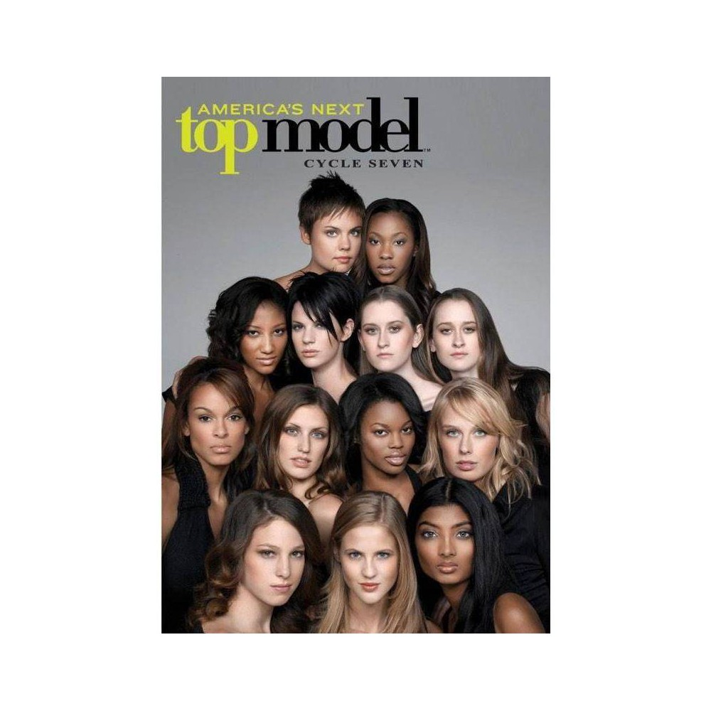 America S Next Top Model Cycle Seven Dvd 2019
