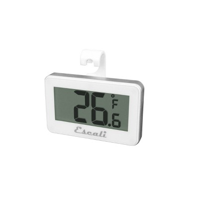 Escali Digital Refrigerator & Freezer Thermometer