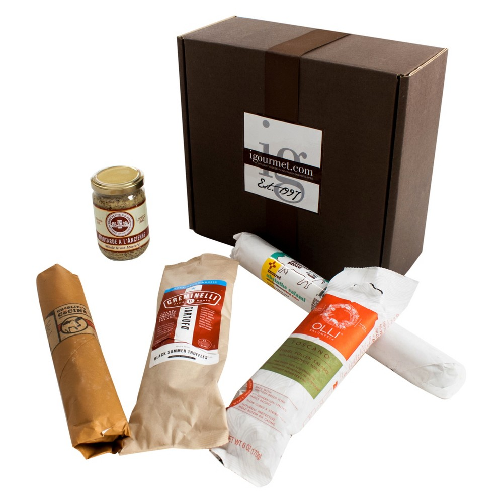 igourmet The Artisan Salami Gift Box