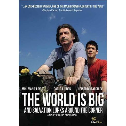 The World is Big & Salvation Lurks Around Corner (DVD) - image 1 of 1