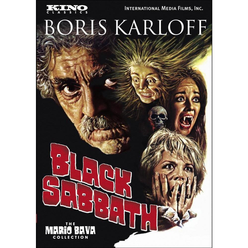 Black Sabbath (Dvd), Movies