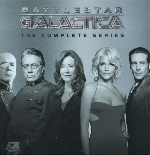 Battlestar Galactica:Complete Series (DVD) - image 1 of 1