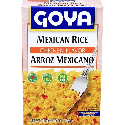 Goya R Mex Rice Mix 7oz