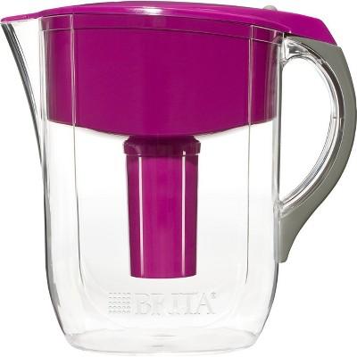 Brita Grand 10 Cup Water Pitcher - Violet
