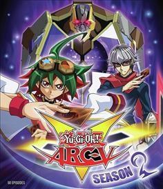 Yu-Gi-Oh! ARC-V: Season 2 (4K/UHD)(2018)
