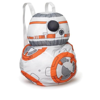 Comic Images Star Wars The Force Awakens Plush Back Buddies Backpack BB-8