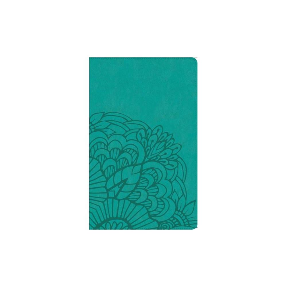 Santa Biblia / Holy Bible : Nueva Version Internacional, Aqua, símil piel con índice, Ultrafina / New