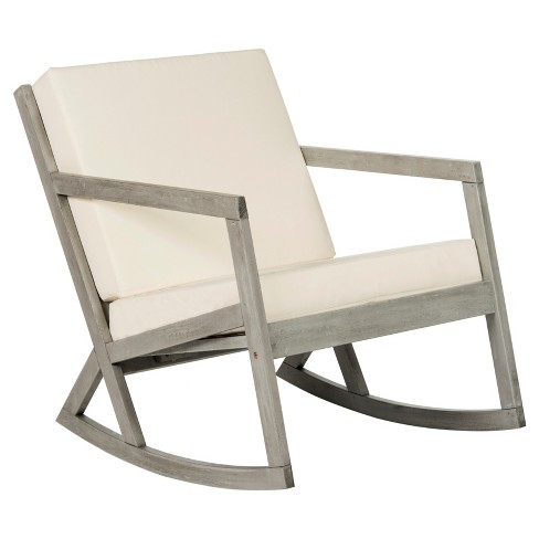 Vernon Rocking Chair - Safavieh® - image 1 of 3