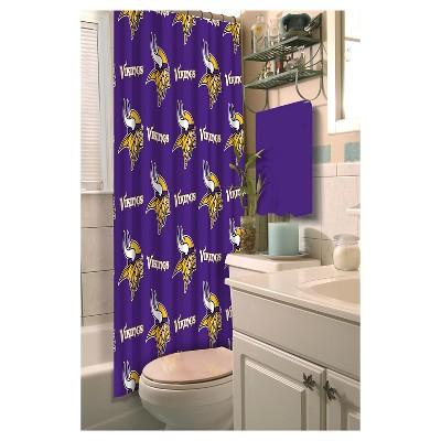 Northwest Kansas City Chiefs Shower Curtain Target