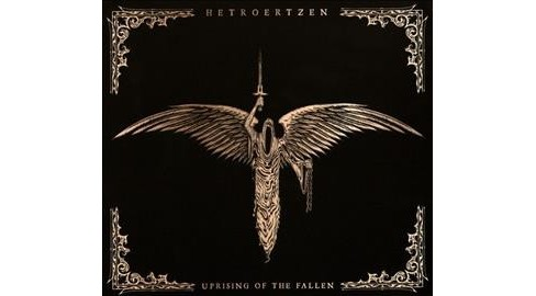 Hetroertzen - Uprising Of The Fallen (CD) - image 1 of 1