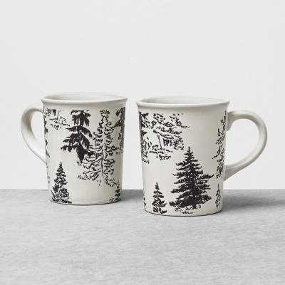 2pk Stoneware Mug Trees - Hearth & Hand™ with Magnolia