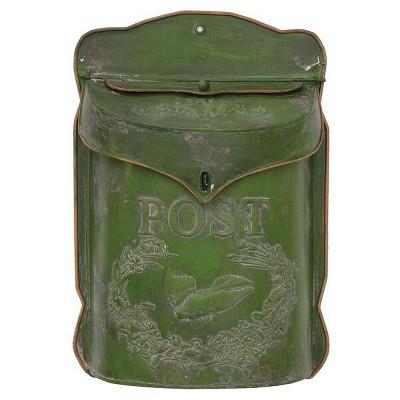 Tin Post Box - 3R Studios