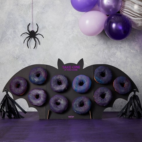 Donut Wall Bat Shaped With Black Tassels - image 1 of 3