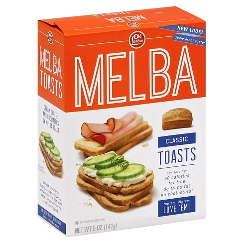Old London Melba Classic Toast Crackers