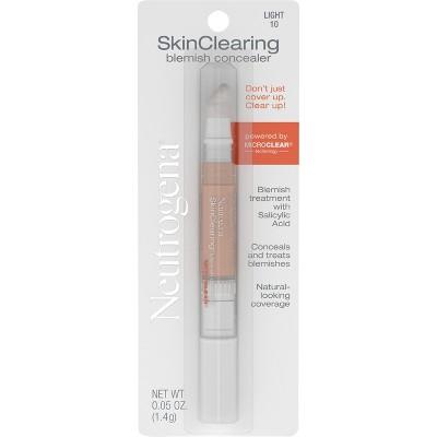 Neutrogena Skin Clearing Blemish Concealer with Salicylic Acid - 0.05oz