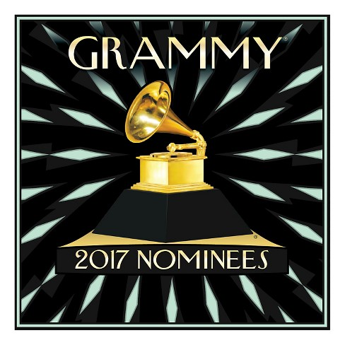 Various Artists - 2017 Grammy Nominees (CD) - image 1 of 1