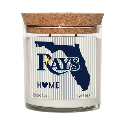 MLB Tampa Bay Rays Home State Candle