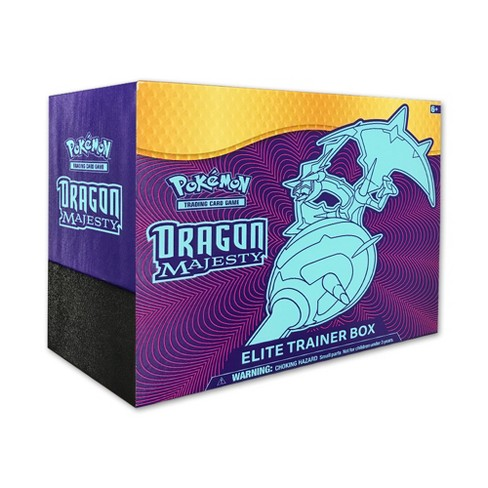pokemon trading card game dragon majesty elite trainer target