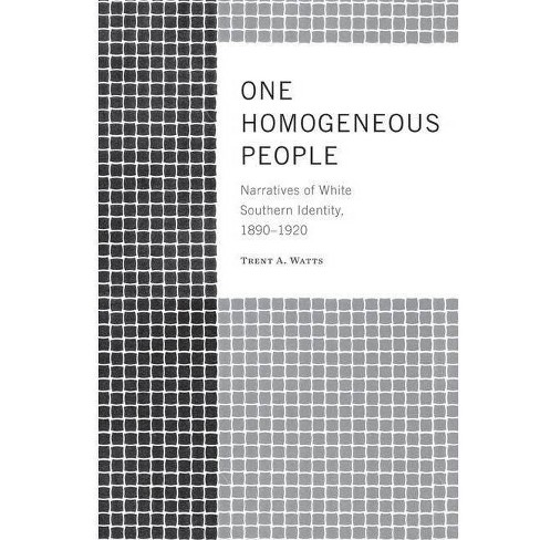 One Homogeneous People - by  Trent Watts (Hardcover) - image 1 of 1