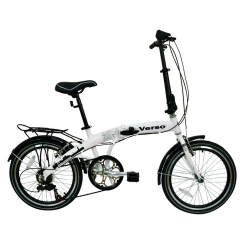 """Kettler Gender Neutral Verso Cologne Folding Bike - White (20"""") - image 1 of 3"""