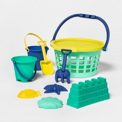 Carry Bucket Set 10pc - Sun Squad™