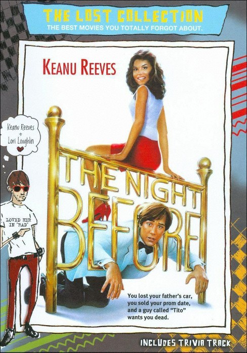 Night before (Lost collection) (DVD) - image 1 of 1