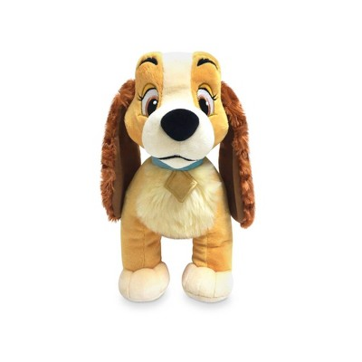 Disney Lady and the Tramp Lady Plush - Disney store