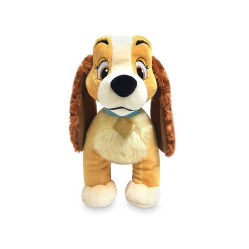 Disney Lady And The Tramp Lady Plush Disney Store Target