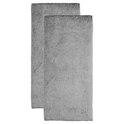 2pk Microfiber Dish Towels - MU Kitchen