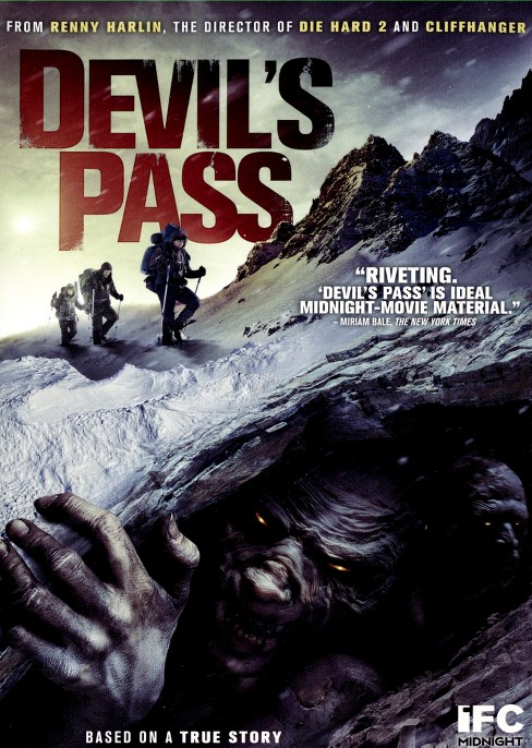 Devil's pass (DVD) - image 1 of 1