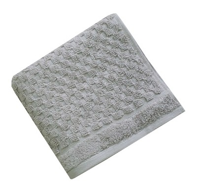 Ultra Soft Solid Accent Hand Towel Seagull Gray - Threshold™