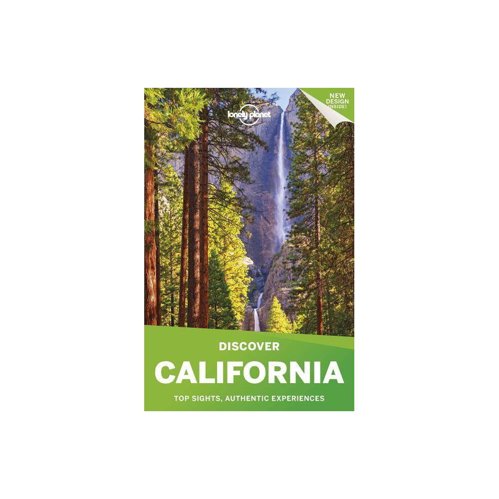 Lonely Planet Discover California Discover Country 4th Edition Paperback