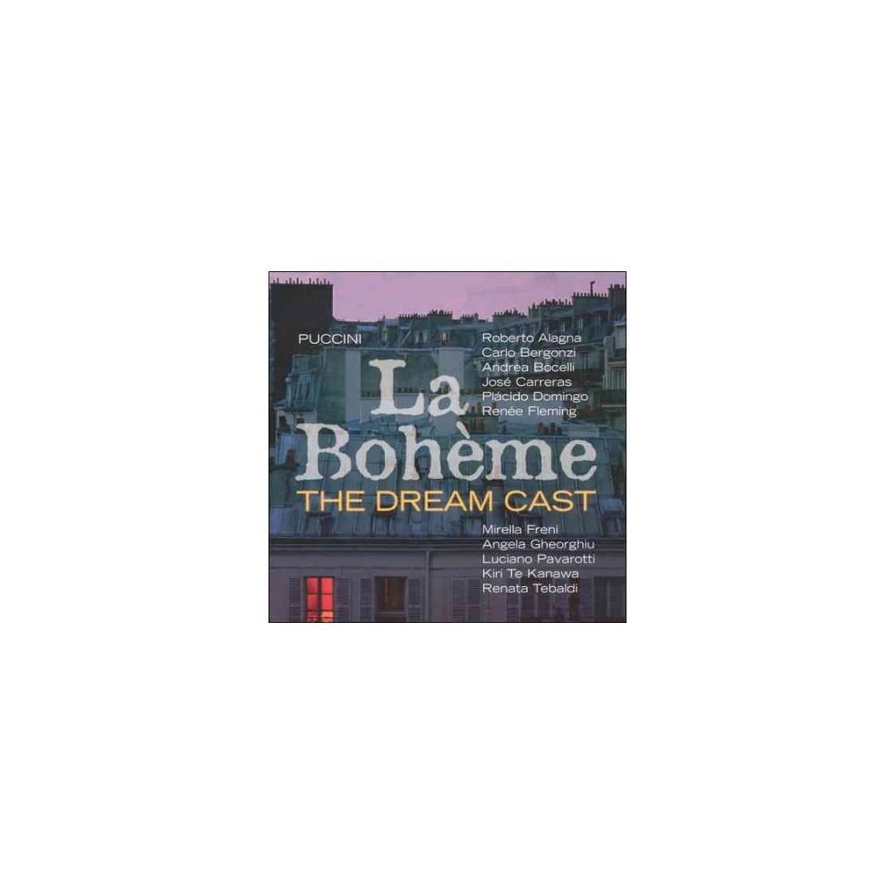 Various - Puccini:La Boheme The Dream Cast (CD)