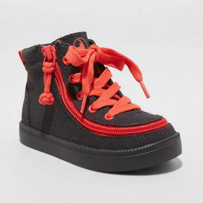 Toddler Boys' Hi Top Essential Sneakers BILLY Footwear