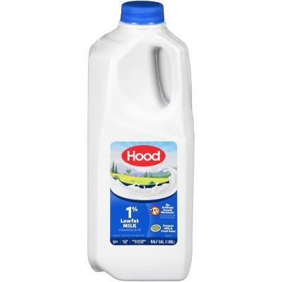 Hood 1% Milk - 0.5gal