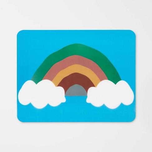 Lenticular Rainbow Placemat - Sun Squad™ - image 1 of 3