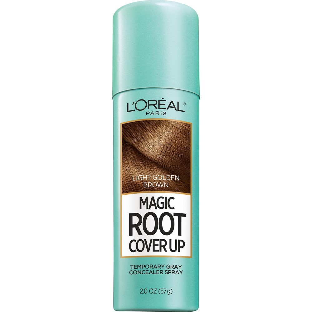 L'Oreal Paris Magic Root Cover Up Systems Light Golden Brown - 2.0oz