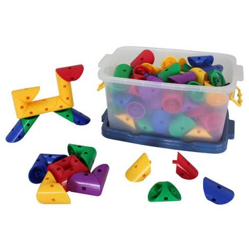 Joyn Toys Magic Connectors Building Set with 90 Pieces - image 1 of 3