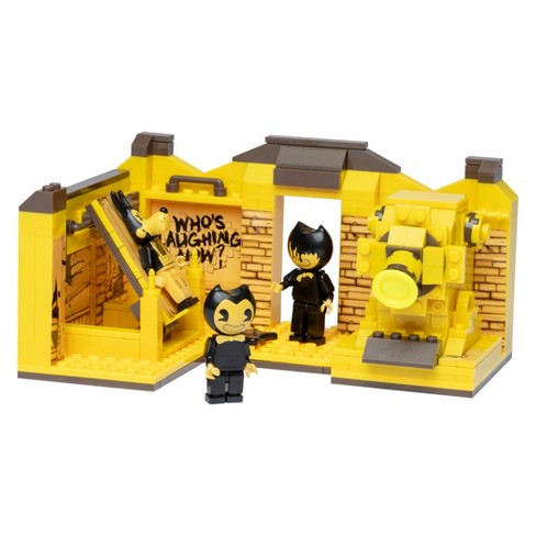 bendy and the ink machine play set target