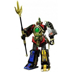Power Rangers Mighty Morphin Legacy Thunder Megazord Action FIgure