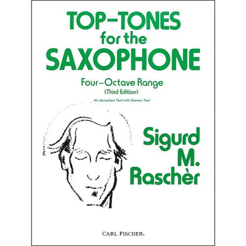 Carl Fischer Top-Tones For The Saxophone - image 1 of 1