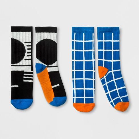 c73c84aadcd Pair Of Thieves Kids  2pk Sport Socks   Target