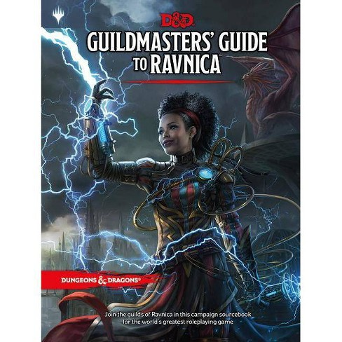 Dungeons & Dragons Guildmasters' Guide to Ravnica (D&d/Magic: The Gathering Adventure Book and Campaign - image 1 of 1