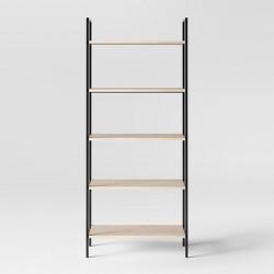 "72"" Loring 5 Shelf Ladder Bookcase - Project 62™"