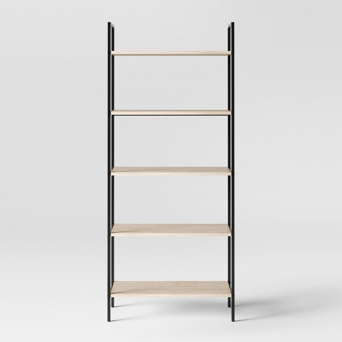 72 Loring 5 Shelf Ladder Bookcase Project 62